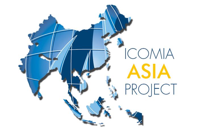 ICOMIA Asia Project Logo