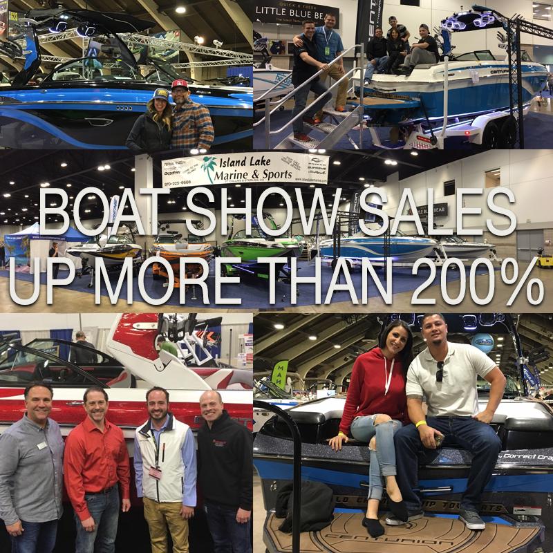 Centurion Boat Show