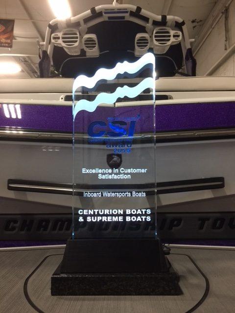 Centurion-Supreme CSI Award