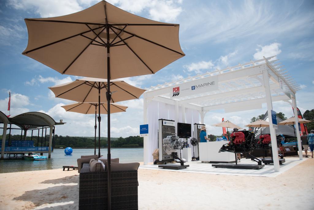 GM Marine PCM Booth