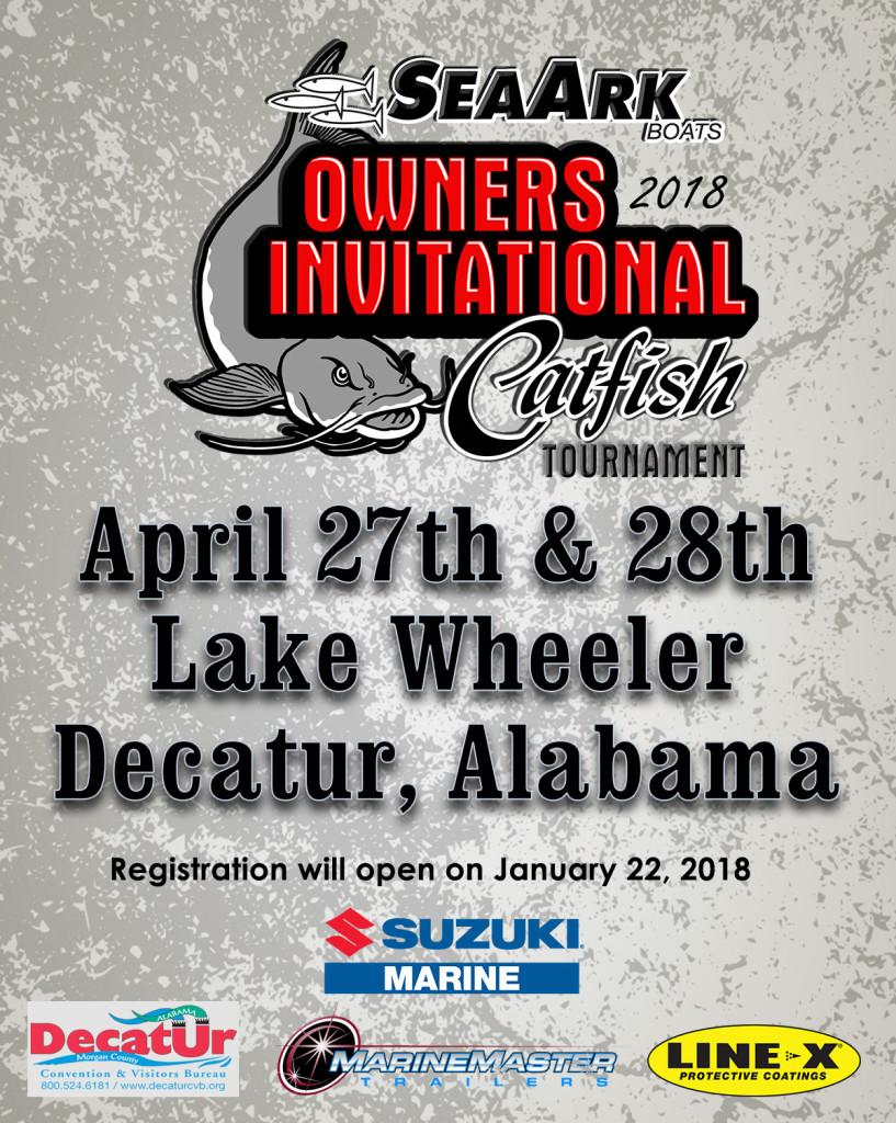 SeaArk Owners Tournament Dates