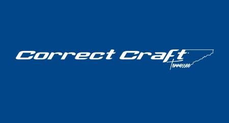 correct craft Tennessee logo