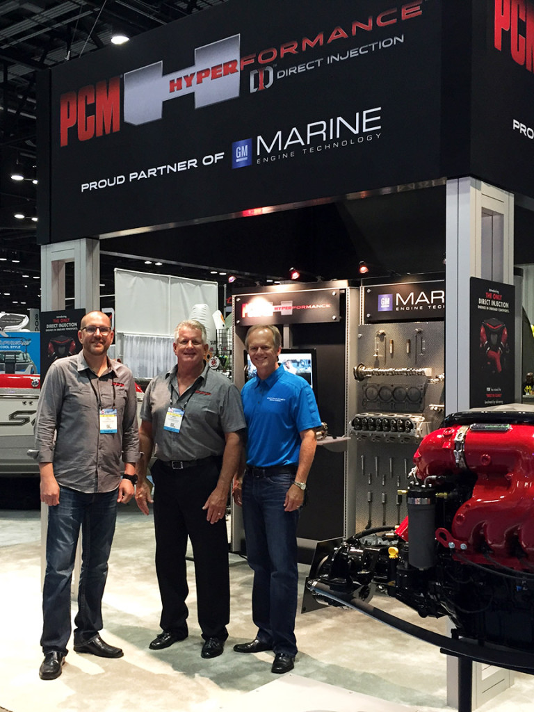 PCM LAUNCHES NEW HYPERFORMANCE ENGINES – Correct Craft