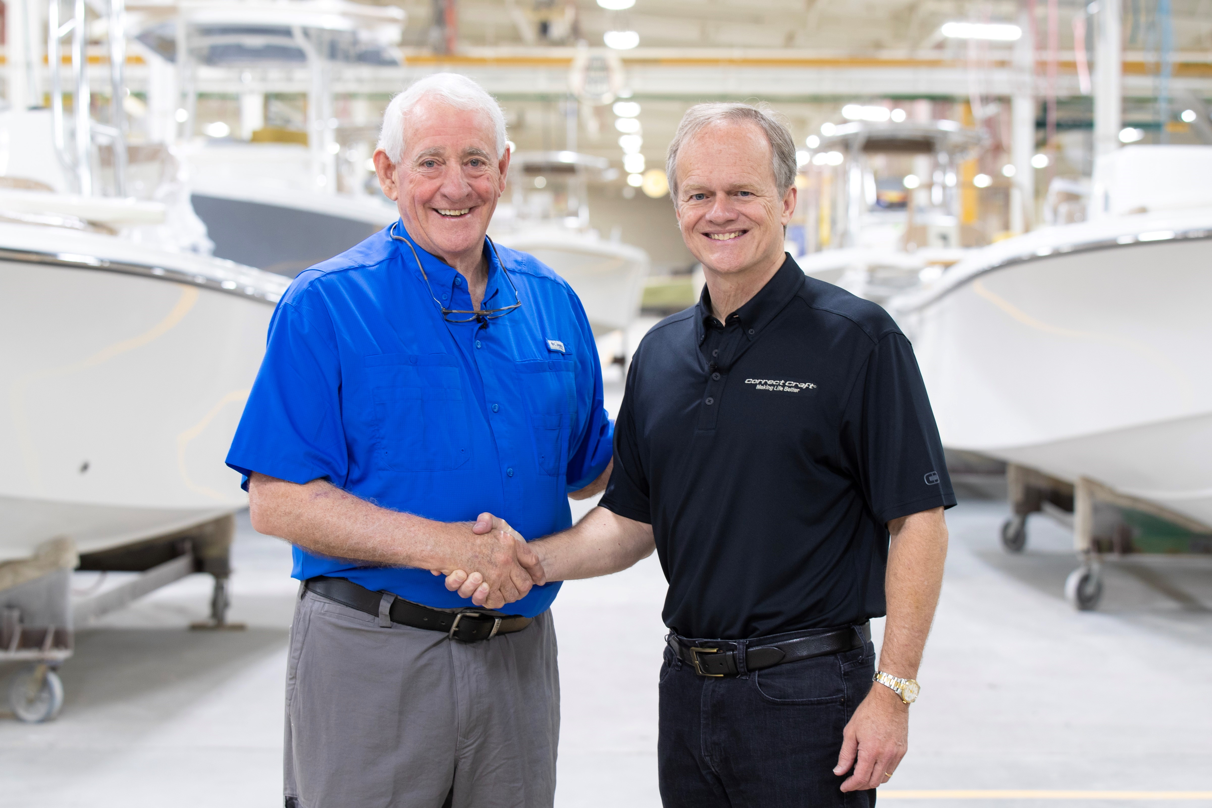 CORRECT CRAFT ACQUIRES PARKER BOATS – Correct Craft
