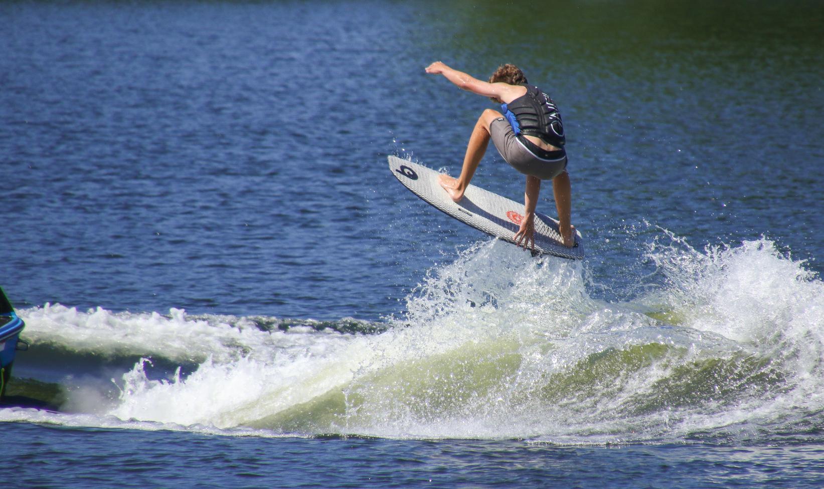 SUPREME NORTHWEST WAKE SURF OPEN: DAY ONE RECAP – Correct Craft